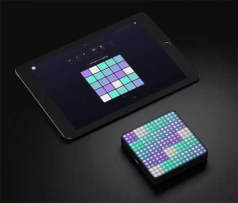 Customizable Digital Music Devices - The Roli Blocks MIDI Music System Enables Users to Augment