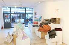 Pop-Up Handicraft Shops