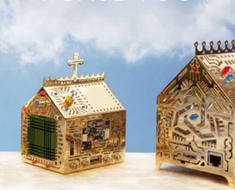 Contemporary Reliquary Designs