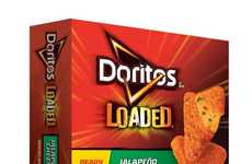 Frozen Nacho Cheese Snacks - The New Doritos Loaded Snacks are Now Sold in Freezer-friendly Packets