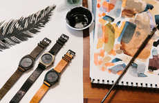 Exclusive Artist-Designed Watches