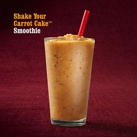 Healthy Autumnal Smoothies - Robeks' New Healthy Holiday Indulgences are Made Without Added Sugars