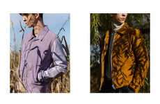 Nostalgic Men's Sportswear - NEEDS&WANTS' Fall/Winter Line is a Modern Rework of Timeless Pieces