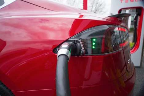 Incentivized Car-Charging Programs - This Initiative Gives Tesla Owners Limited Charging Credits