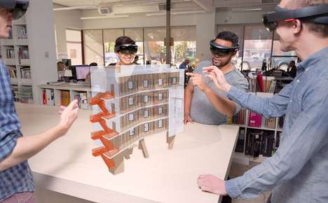 AR Modelling Apps - Trimble's 'SketchUp Viewer' Lets Users Modify 3D Designs in AR