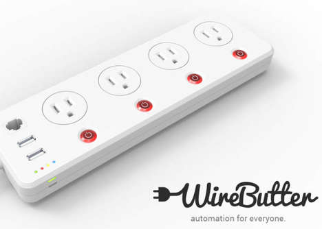 IOT-Enabling Power Bars - The 'Wirebutter' Enables Advanced Automation within the Home