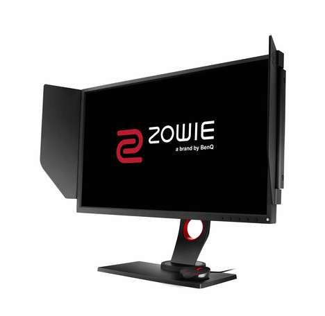 Distraction-Blocking Monitors - The BenQ ZOWIE XL2540 e-Sports Video Game Monitor is Professional