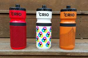 Crio Uses Cryogel to Keep Liquids Hot or Cold Longer