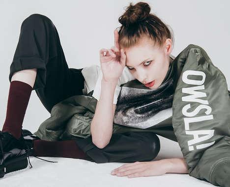 Branded Dubstep Streetwear