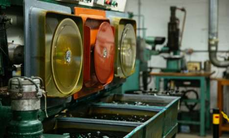 Injection-Molded Vinyls - Symcon's New Technique for Creating Vinyl Records Improves Sound Quality