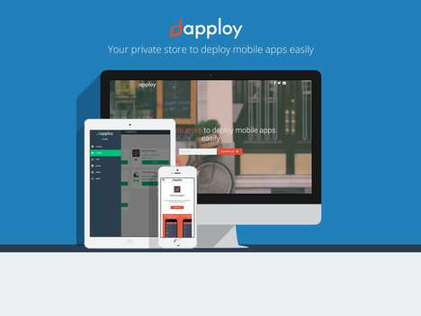 Private App Store Platforms - 'dapploy' Lets Users Deploy Apps on their Own Private Network