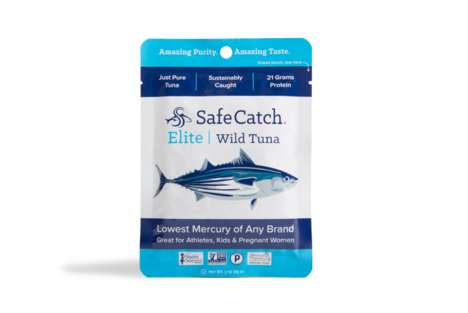 Single-Serve Tuna Packets - The Elite Single Serving Pouches are Packet with Low-Mercury Tuna