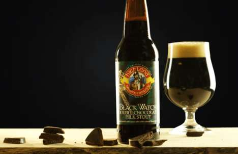 Black Friday Stouts - 'Highland' is Releasing Its 'Black Watch' Milk Stout for Black Friday