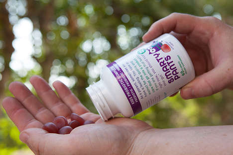 Kid-Friendly Digestive Aids - The SmartyPants Kids Probiotic Complete Promotes Healthy Digestion