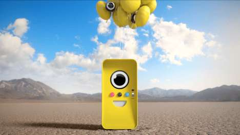 Robotic Vending Machines - Snapchat's 'Snapbot' Sells the Company's 'Spectacles' Eyewear
