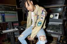 Rapper-Aided Boot Rebrands - This UGG Campaign Features Vic Mensa as Its Curator and Muse
