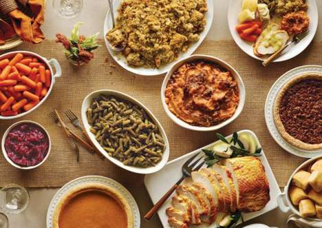 Take-Out Holiday Dinners - Cracker Barrel is Now Offering Thanksgiving Meals To-Go for Busy Families