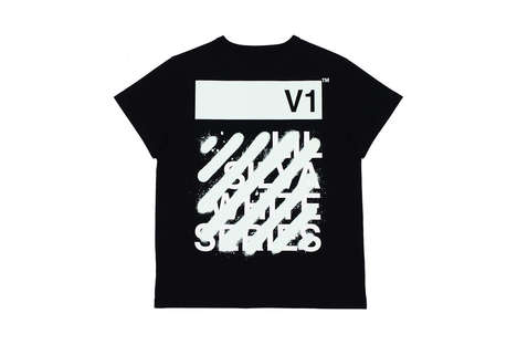 UK Musician Streetwear - OFF-WHITE Joined with Lil Silva for an Exclusive Tee and Vinyl Release