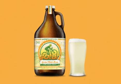Energizing Kombucha Drinks - Revive Kombucha is Introducing a Lively Fermented Yerba Mate Drink