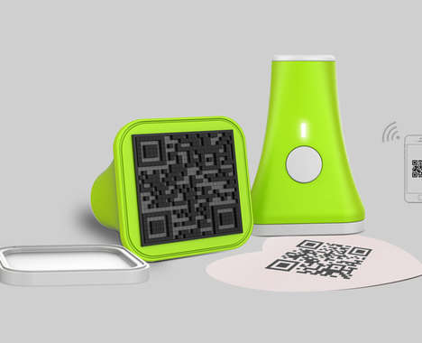 QR Code Data Devices