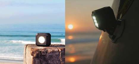 Bluetooth-Connected Pocket Lights - The 'Life Lite' is Capable of an Array of Versatile Uses