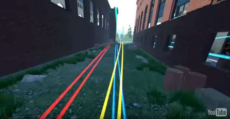 Drone Racing Simulators - The DRL Racing Simulator Lets Users Try Out for the Drone Racing League
