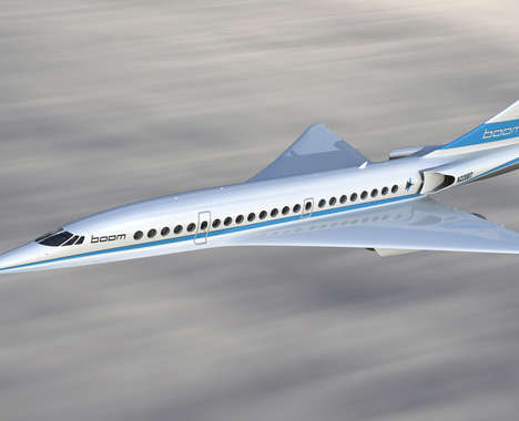 Revived Supersonic Airlines
