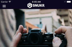 Personalized Mapping Apps - 'SNUKR' is a Unique New App for Discovery and Sharing Locations