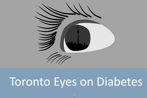 Commuter Healthcare Sessions - Toronto Eyes on Diabetes is Raising Awareness for World Diabetes Day