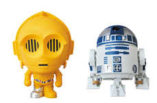 Co-Branded Galactic Collectibles - BAPE and Medicom Toy Joined to Release Two Star Wars Figures