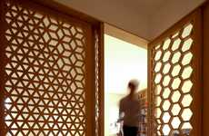 Modular Geometric Partitions