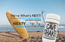 Ready-to-Drink Coconut Milkshakes - 'Cave Shakes' are Vegan Milkshakes Packed with Healthy Nutrients