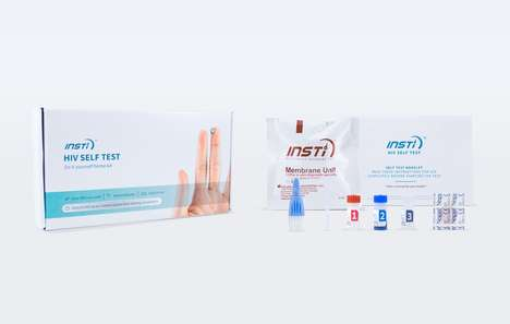 User-Friendly HIV Tests - The 'INSTI' HIV Self Test is Capable of Being Used Easily at Home