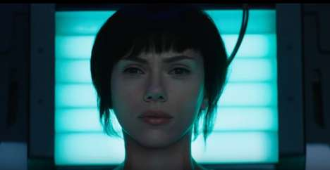 Live-Action Anime Films - Scarlett Johansson is Motoko Kusanagi in the 'Ghost in the Shell' Remake