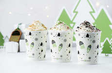 Sweet Yuletide Shakes - Shake Shack is Rolling Our a Trio of Seasonal Shakes for the Holidays