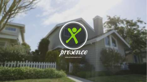 App-Based Security Cameras - The 'Presence' App Turns Any Device into a Camera with Motion Detection