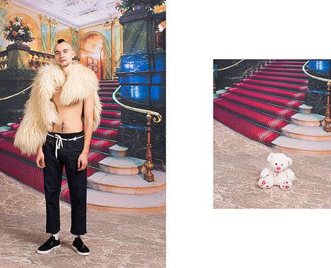 Surreal Ukrainian Lookbooks