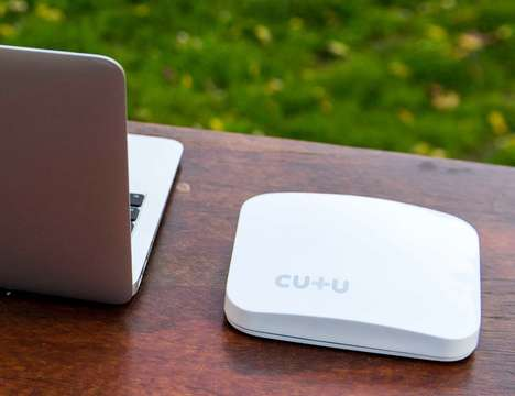 Location-Masking Internet Devices - The 'Cutu' VPN Device Maintains Online Security and Privacy