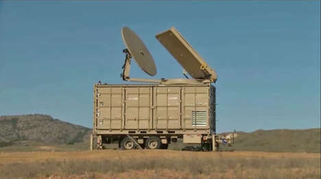 Mass Military Drone Deactivators - The US Army's 'Phaser' Kills Drones with Microwaves
