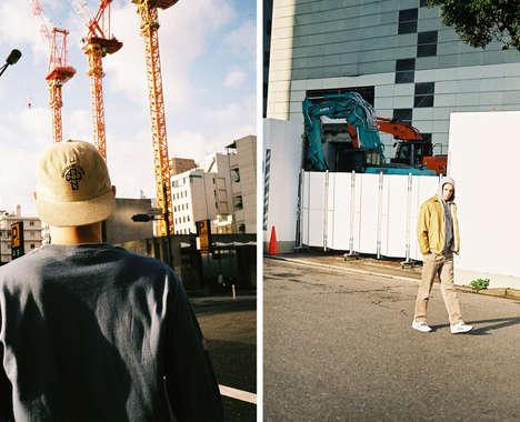 Tokyo-Branded Streetwear