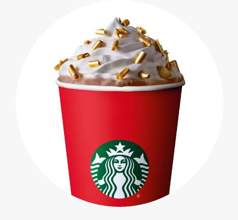 Fudge Hot Chocolates - Starbucks' Newest Drink is Inspired by the Holiday Season