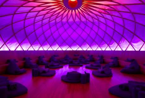 Boutique Mindfulness Studios - 'Inscape' is a Beautiful Place to Medidate in New York City