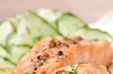 Tea-Based Salmon Rubs - This David's Tea Recipe Calls for Loose Leaf Tea as a Fish Seasoning