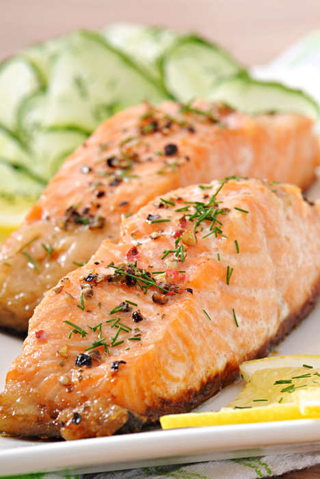 Tea-Based Salmon Rubs - This David's Tea Recipe Calls for Loose Leaf Tea as a Fish Seasoning