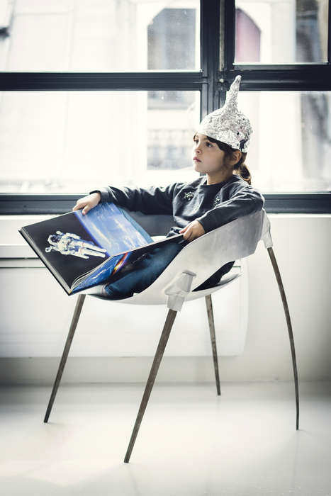 Satellite-Inspired Chairs - Harow's 'Sputnik Chair' is Inspired by the Legendary Russian Satellite