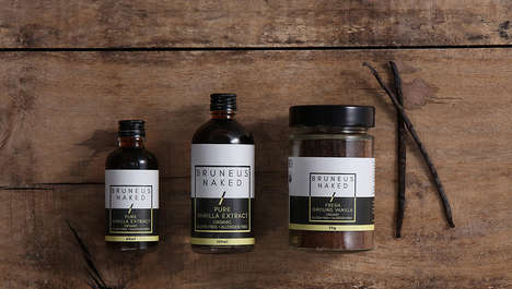 Artisanal Vanilla Collections - These Vanilla Products are Accommodating of Dietary Restrictions