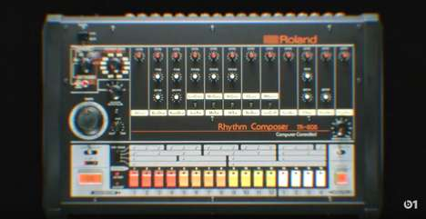 Drum Machine Documentaries - '808' Will Chronicle the Roland TR-808's Impact on Music History