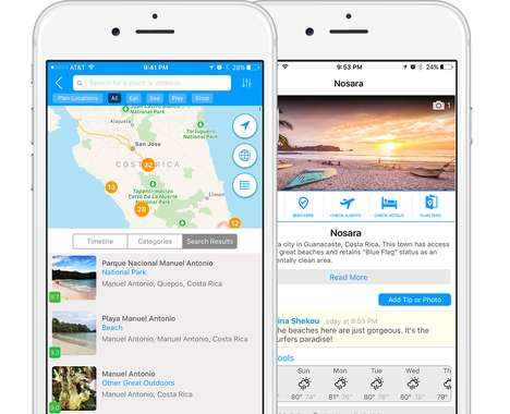 Travel Planning Messaging Apps