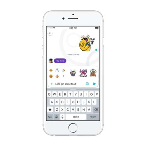 Intelligent Emoji Suggestion Apps - Smart Smiley for Google Allo Analyzes Chats and Suggests Emojis