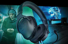 Versatile Multimedia Headsets - The Roccat Cross Mobile and Game Headphones are for a Range of Uses